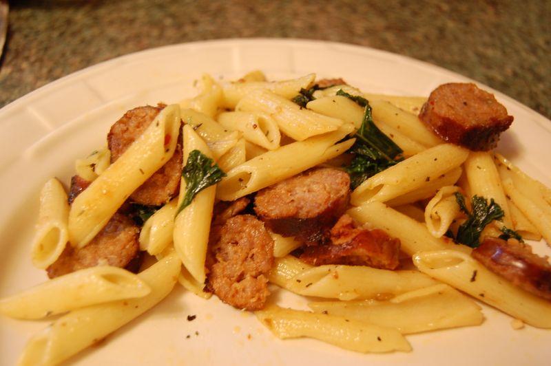 Sausage Pasta 001